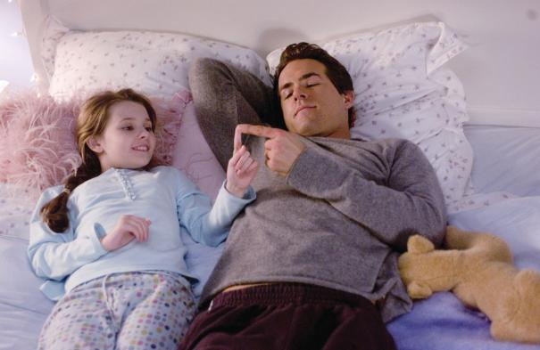 Definitely Maybe - Will and Maya