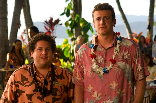 Forgetting Sarah Marshall - Jonah Hill and Jason Segal