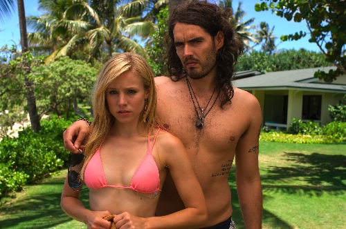 Forgetting Sarah Marshall - Kirsten Bell and Russell Brand