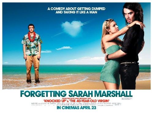 Forgetting Sarah Marshall - Poster
