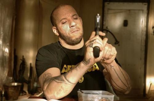 Babylon: Vin Diesel