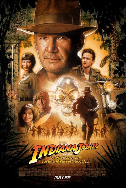 Indiana Jones and The Kingdom of the Crystal Skull - Indiana Jones