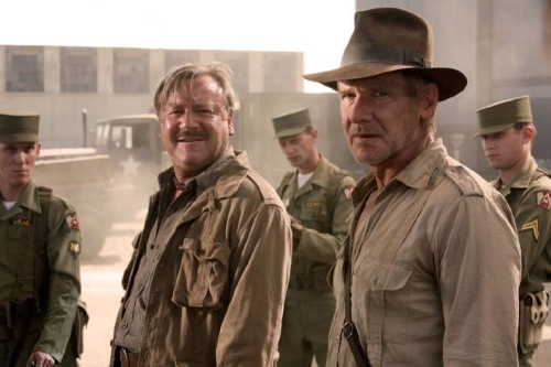 Indiana Jones and The Kingdom of the Crystal Skull - Indy and Mac
