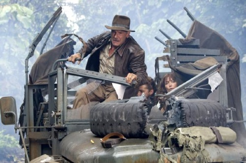 Indiana Jones and The Kingdom of the Crystal Skull - Indy, Mutt and Marion