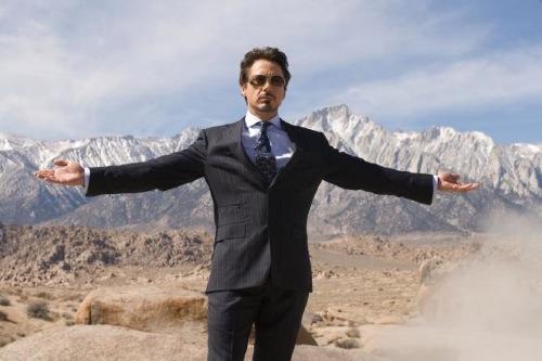 Iron Man - Tony Stark 2