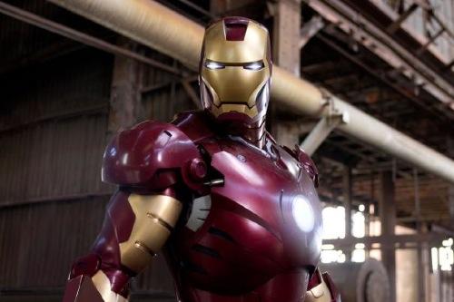 Iron Man - Armor