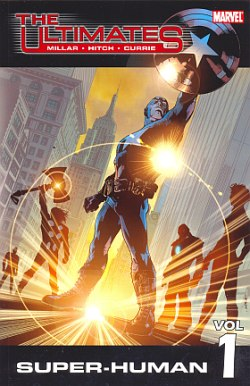 The Ultimates: Superhuman