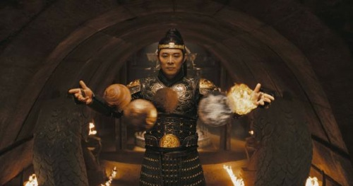 The Mummy: Tomb of The Dragon Emperor: - Jet Li