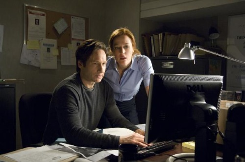 The X-Files: I Want To Believe - Mulder and Scully