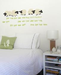 Threadless Wall Designs - Insomnia