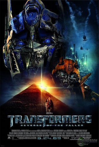 tranformers2_poster