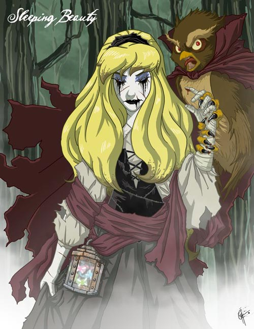 Twisted_Princess__Aurora_by_jeftoon01