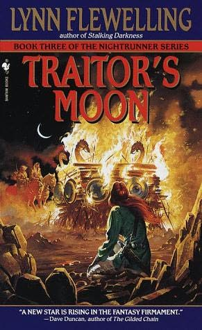 Book Review - Traitor's Moon