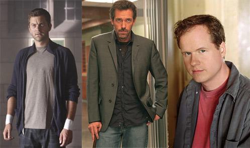 Joshua-Jackson,-Hugh-Laurie,-joss-Whedon