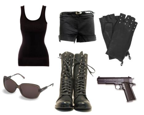 Halloween - Lara Croft