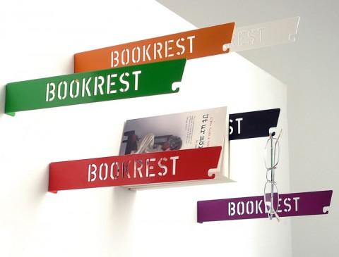 Me Wantz Bookrest