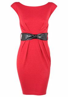 Red-Ponte-Dress
