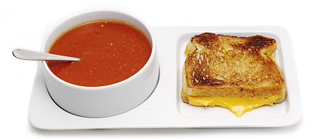 Soup Bread Tray
