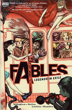 Comics-Fables