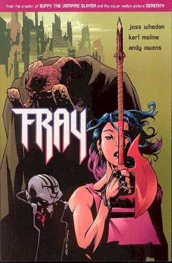 Comics-Fray
