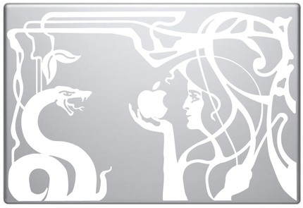 Eve Decal