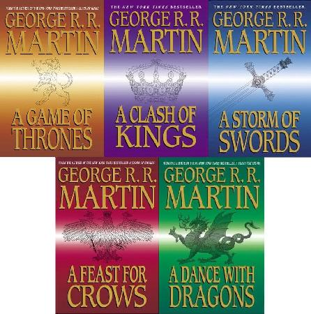 A Song of Ice and Fire - George R R Martin