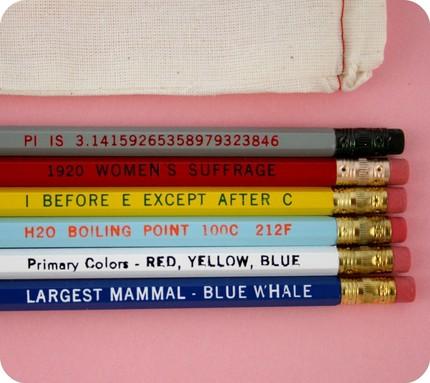 Paperpastries Pencils 1