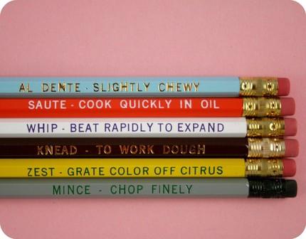 Paperpastries Pencils 3