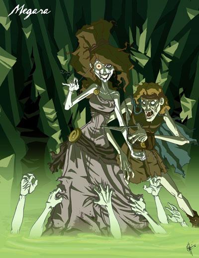 Twisted Princess Megara