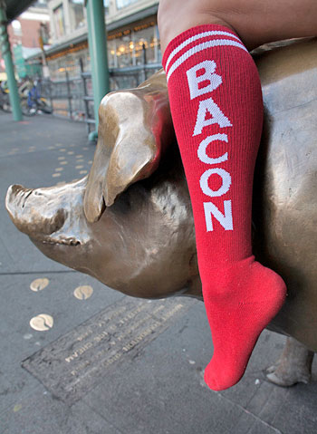 bacon-socks