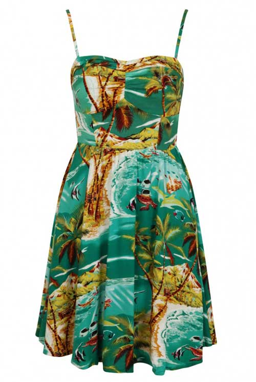 Hawaii-Dress