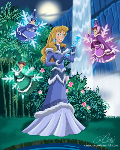 aurora_water_tribe_princess