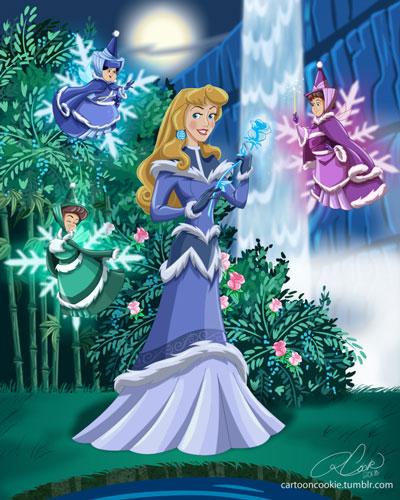 aurora_water_tribe_princess