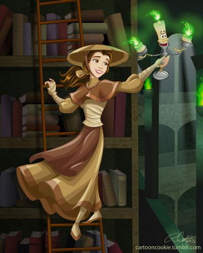 belle_librarian