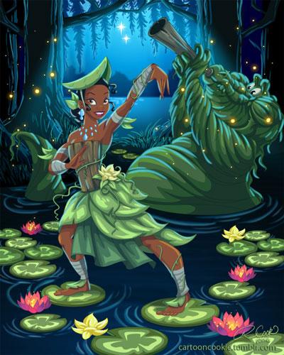 tiana_swamp_bender