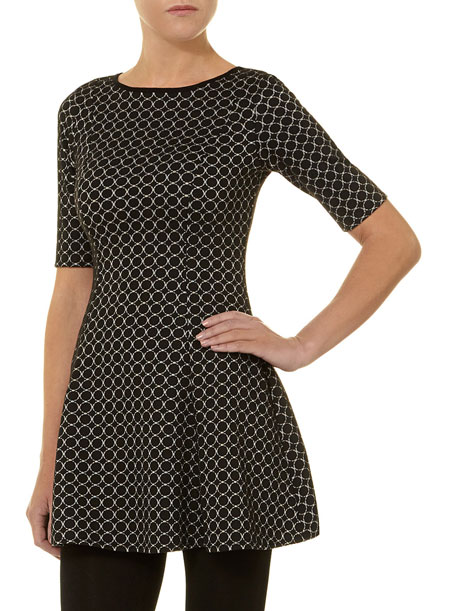 black-polka-dot-dress