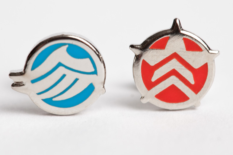 mass effect paragon renegade studs