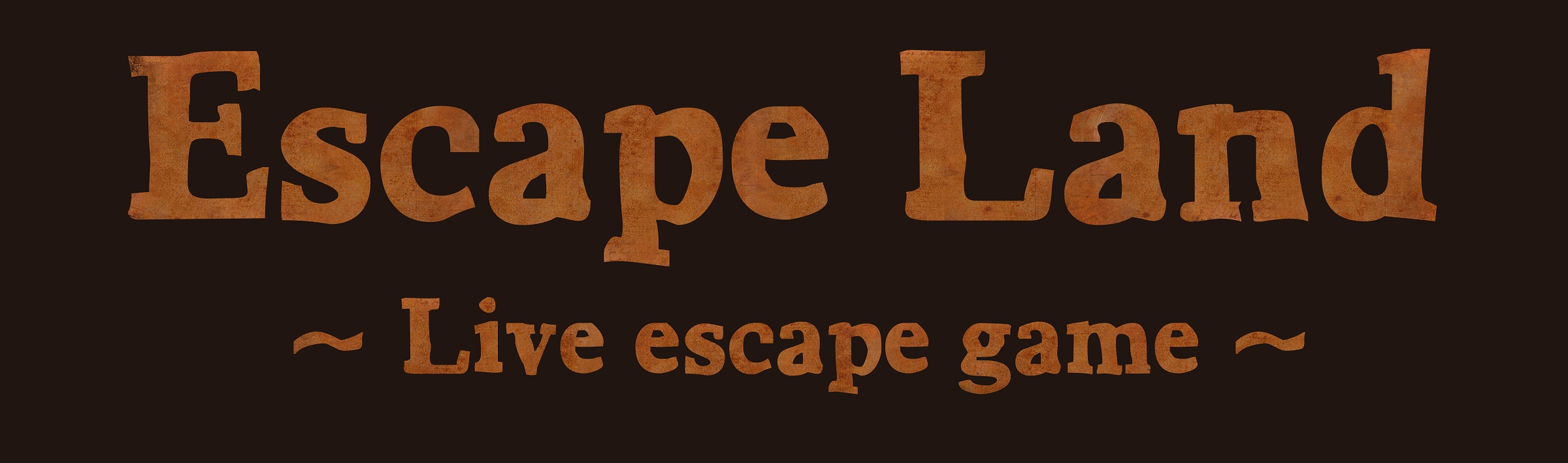 Escape Land - Live  Escape Game