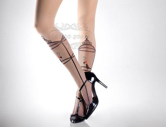 tattoo_tights_birdcage